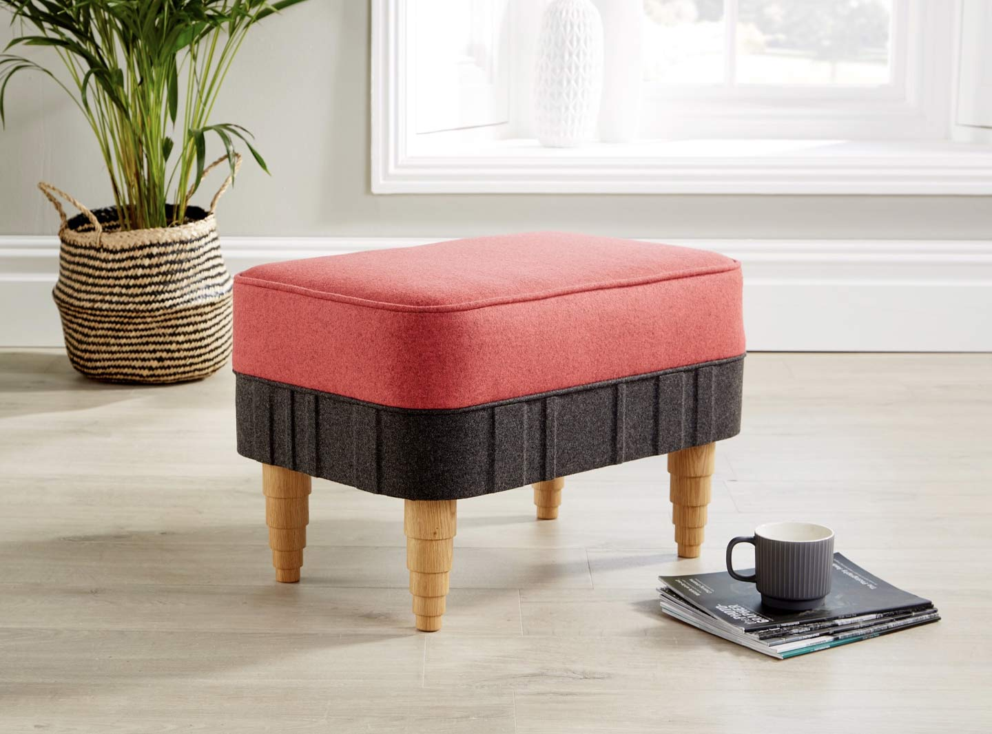 Manchester furniture - Footstool