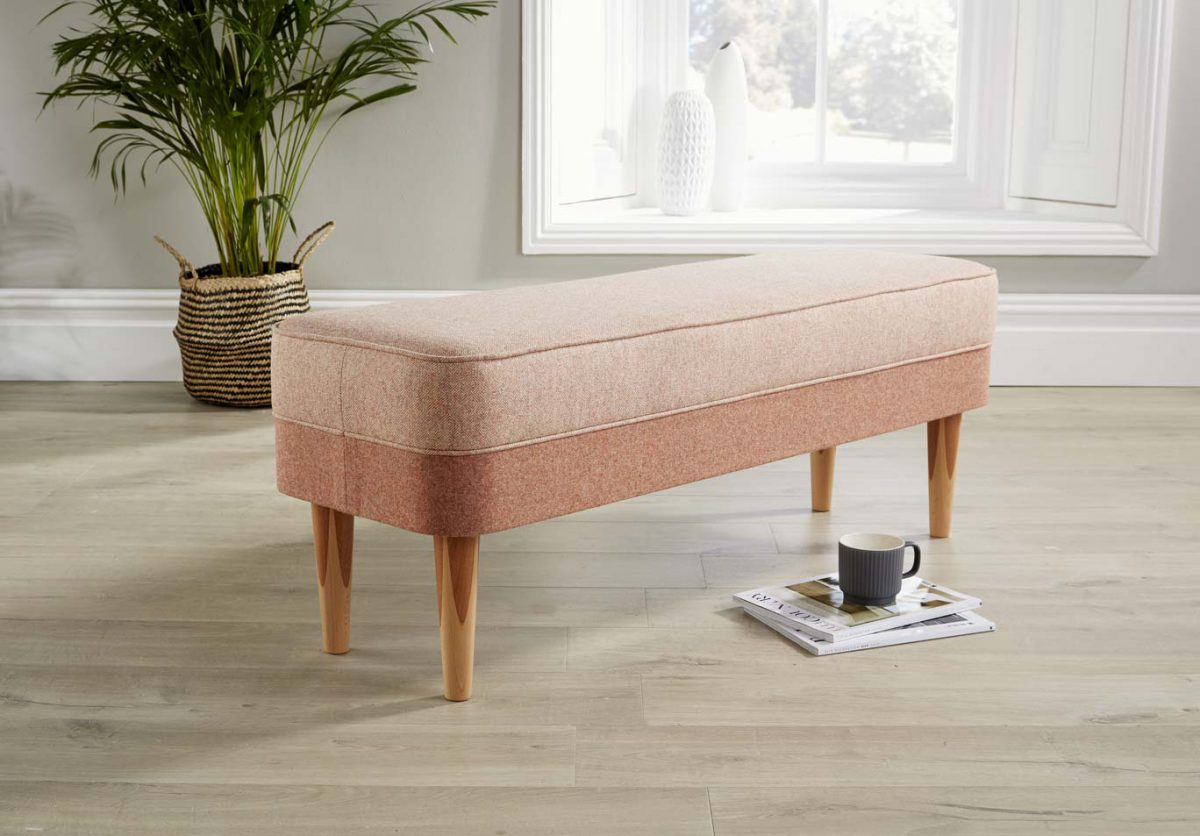 Hand crafted furniture - Manchester - bench